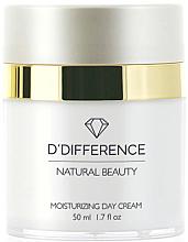 Духи, Парфюмерия, косметика 4D увлажняющий дневной крем для лица - D'Difference Natural Beauty 4D Moisturizing Day Cream