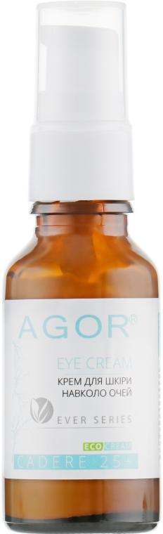 Крем для кожи вокруг глаз 25+ - Agor Cadare Eye Cream — фото N2