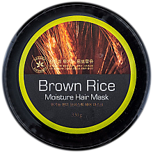 Духи, Парфюмерия, косметика Маска для волос увлажняющая - Brown Rice Hyssop Moisture Hair Mask