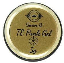 Духи, Парфюмерия, косметика Гель-лак для ногтей - Queen B ТЕ Punk Gel