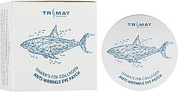 Духи, Парфюмерия, косметика Антивозрастные патчи под глаза - Trimay Shark's Fin Collagen Anti-Wrinkle Eye Patch