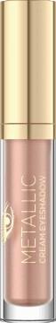 Крем-тени для век - Eveline Cosmetics Metallic Cream Eyeshadow