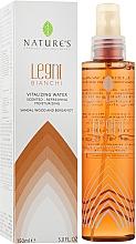 Духи, Парфюмерия, косметика Витаминная вода для тела и волос - Nature's Legni Blanchi Acqua Vitalizzante