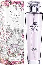 Духи, Парфюмерия, косметика Woods of Windsor True Rose - Туалетная вода