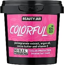 """Духи, Парфюмерия, косметика Интенсивная маска для окрашенных волос """"Colorful"""" - Beauty Jar Color Protection Mask"""
