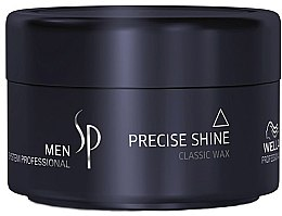 Духи, Парфюмерия, косметика Воск для укладки и блеска волос - Wella SP Men Precise Shine Classic Wax