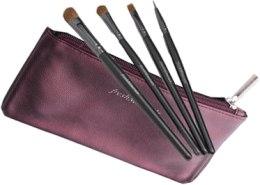 Духи, Парфюмерия, косметика Набор кистей для макияжа, 4шт - FreshMinerals Brush and Cosmetic Bag