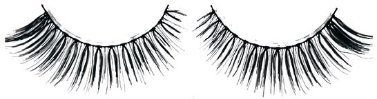 Ресницы накладные густые бабочки плетеные, FR 168 - Silver Style Eyelashes