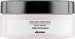 Духи, Парфюмерия, косметика Кондиционер интенсивный для подготовки волос к укладке - Davines Your Hair Assistant Prep Rich Balm
