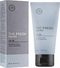 Духи, Парфюмерия, косметика Крем для лица - The Face Shop The Fresh For Men Hydrating Cream