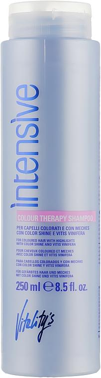 Шампунь для окрашенных волос - Vitality's Intensive Color Therapy Shampoo