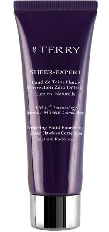 Тональный крем-флюид - By Terry Sheer Expert Fluid Foundation