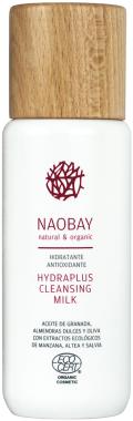 Очищающее увлажняющее молочко для лица - Naobay Hydraplus Cleansing Milk