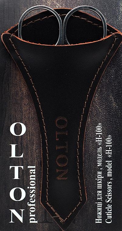 Ножиці - 100мм Olton — фото N2