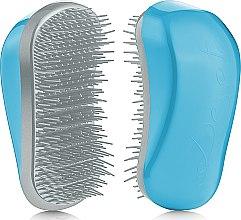 Духи, Парфюмерия, косметика Щетка для волос Turquoise-Silver - Dessata Original Turquoise-Silver