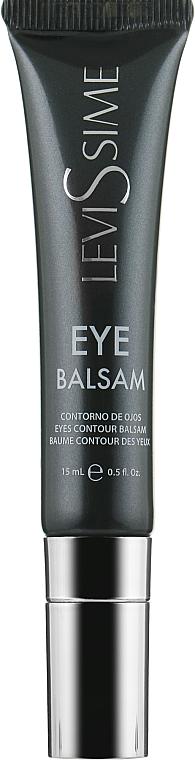 """Бальзам """"Мгновенное преображение"""" для глаз с керамическим аппликатором - LeviSsime Eye Balsam"""