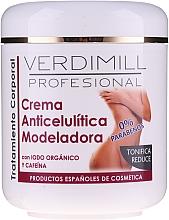 Духи, Парфюмерия, косметика Антицеллюлитный крем для тела - Verdimill Professional Anti-Cellulite Cream