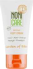 Духи, Парфюмерия, косметика Крем для ног против трещин - Nonicare Garden Of Eden Foot Cream Anti-Crack