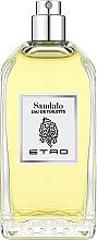 Духи, Парфюмерия, косметика Etro Sandalo Eau De Toilette - Туалетная вода (тестер без крышечки)