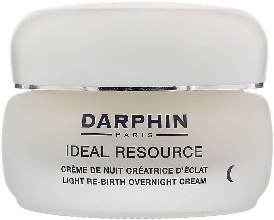 Восстанавливающий ночной крем против морщин для всех типов кожи - Darphin Ideal Resource Re-Birth Overnight Cream