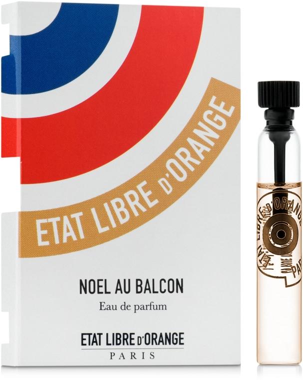 Etat Libre d'Orange Noel Au Balcon - Парфюмированная вода (пробник)