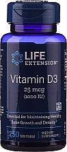 Духи, Парфюмерия, косметика Витамин D3 в капсулах - Life Extension Vitamin D3