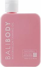 Духи, Парфюмерия, косметика Масло для усиления загара с семенами арбуза с защитой - Bali Body Watermelon Tanning Oil SPF15