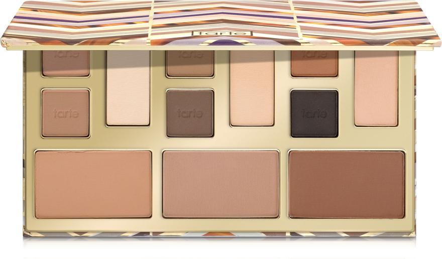 Универсальная палетка для контуринга и макияжа - Tarte Cosmetics Clay Play Face Shaping Palette
