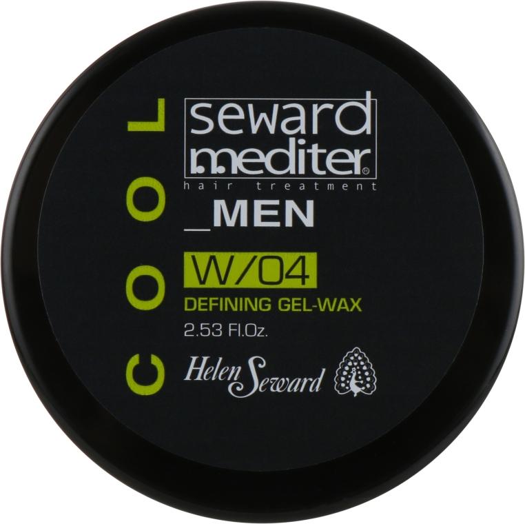 Мужской гель-воск для волос - Helen Seward Cool Man Defining Gel-Wax