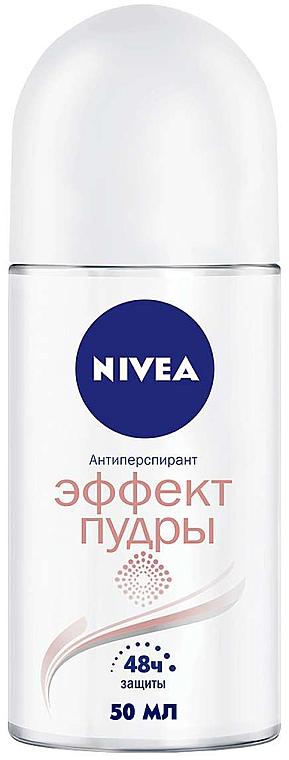 """Дезодорант антиперспирант шариковый """"Эффект пудры"""" - Nivea Deodorant"""