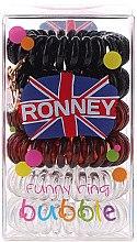 Духи, Парфюмерия, косметика Резинки для волос - Ronney Professional Funny Ring Bubble 1