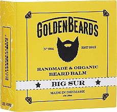 """Духи, Парфюмерия, косметика Бальзам для бороды """"Big Sur"""" - Golden Beards Beard Balm"""
