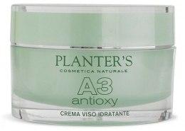 Духи, Парфюмерия, косметика Увлажняющий крем с антиоксидантным комплексом - Planter's A3 Antioxy Moisturizing Face Cream