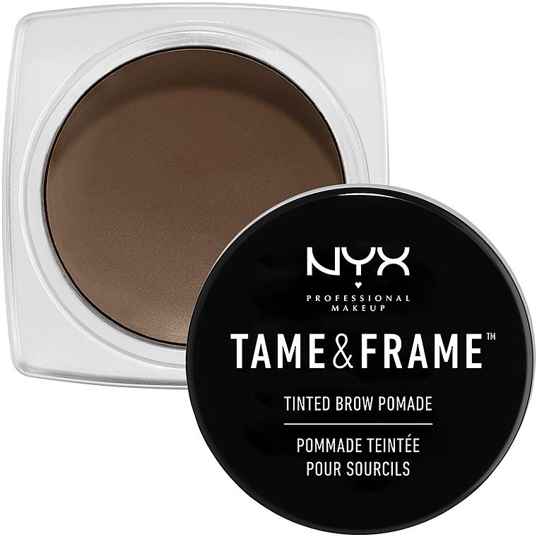 Помада для бровей - NYX Professional Makeup Tame & Frame Brow Pomade