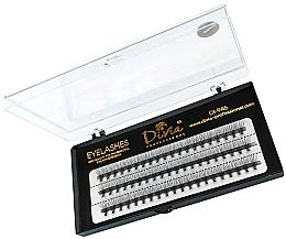 Духи, Парфюмерия, косметика Пучковые ресницы в кассете - Divia MIX
