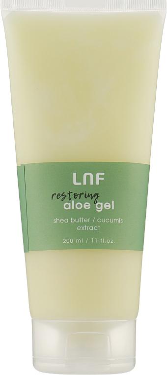 Восстанавливающий алоэ гель для тела с маслом Ши - Luff Restoring Aloe Gel