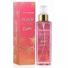 Духи, Парфюмерия, косметика Women Secret Beach Please Exotic - Мист для тела