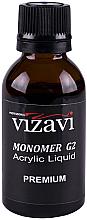 Духи, Парфюмерия, косметика Мономер - Vizavi Professional Acrylic Professional Liquid G2 Premium