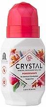 Роликовый дезодорант с ароматом Граната - Crystal Essence Deodorant Roll-On Pomegranate — фото N3