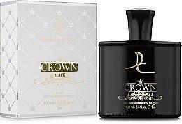 Духи, Парфюмерия, косметика Dorall Collection Crown Black - Туалетная вода