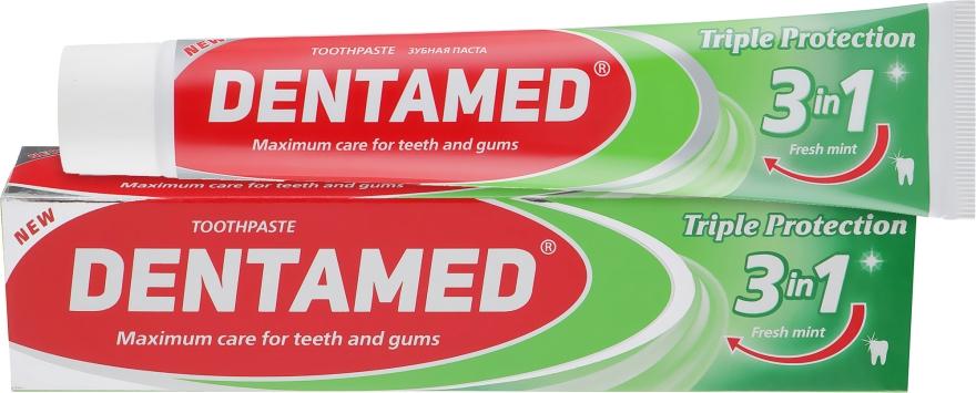 Зубная паста - Modum Dentamed Triple Protection