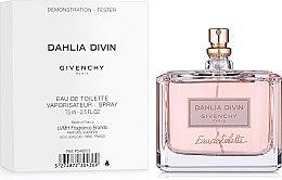 Givenchy Dahlia Divin - Туалетная вода (тестер без крышечки) — фото N2