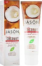 Духи, Парфюмерия, косметика Отбеливающая зубная паста с маслом кокоса - Jason Natural Cosmetics Simply Coconut