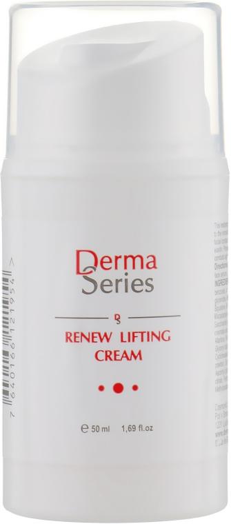 Регенерирующий анти-эйдж крем с лифтинговым эффектом - Derma Series Renew Lifting Cream
