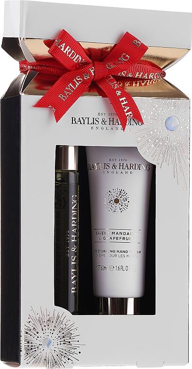 Набор - Baylis & Harding Sweet Mandarin & Grapefruit (parfum/12ml + h/cr/50ml)