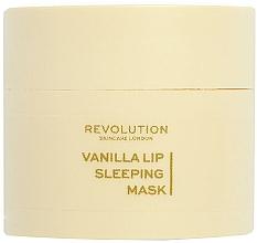 """Духи, Парфюмерия, косметика Ночная маска для губ """"Ваниль"""" - Revolution Skincare Vanilla Lip Sleeping Mask"""