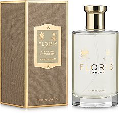 Духи, Парфюмерия, косметика Floris Cinnamon & Tangerine Room Fragance Spray - Аромат для дома