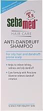 Духи, Парфюмерия, косметика Шампунь против перхоти - Sebamed Hair Care Anti-dandruff Shampoo