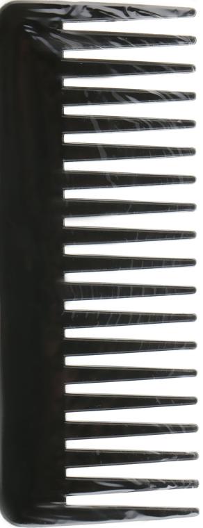 Расческа, черная - Sibel Stylercomb LM Bulk