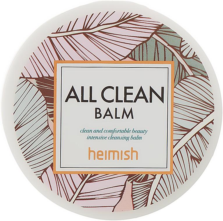 Очищающий бальзам - Heimish All Clean Balm Blister